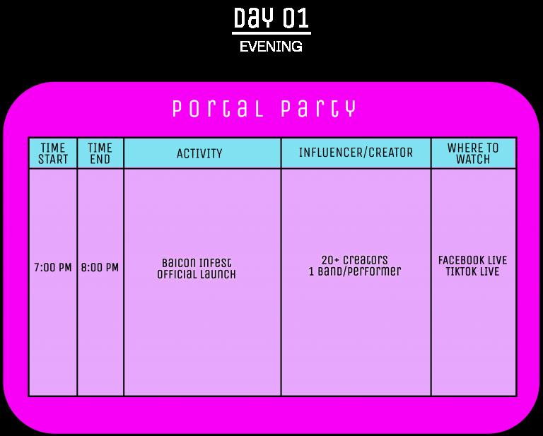 DAY 01 PROGRAM (whole)